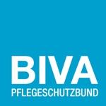 Logo der Bundesinteressenvertretung der Nutzerinnen und Nutzer von Wohn- und Betreuungsangeboten im Alter und bei Behinderung e.V. (BIVA)